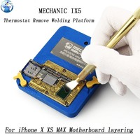 MECHANIC For iPhone X XS XSMAX motherboard layering / fitting thermostat maintenance platform 5 / IX5