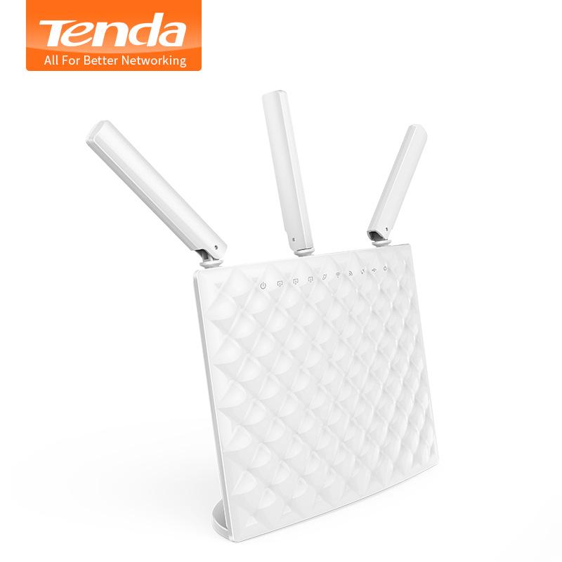 Prix pour Tenda ac15 sans fil ac1900 dual band gigabit routeur wifi, wifi répéteur, 1300 Mbps à 5 GHz, 600 Mbps à 2.4 GHz, USB 3.0 Port, IPv6