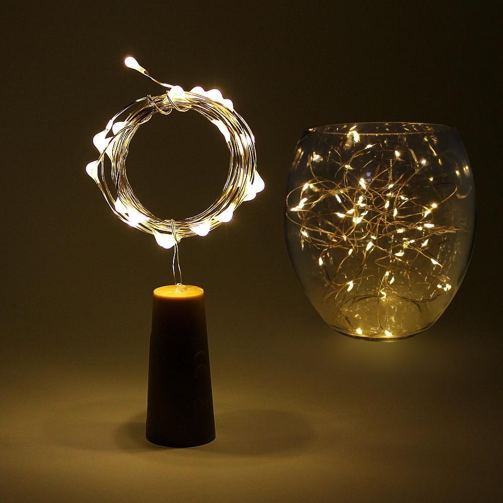Wunderbar Led Leuchten Auf Silberdraht Fotos - Elektrische ...