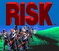 Risk - 16 bit MD Games Cartridge For MegaDrive Genesis console