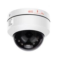 Hamrolte 1080P PTZ 4in1 AHD/TVI/CVI/CVBS Camera 4xZoom Mini Speed Dome Camera Sony IMX323 IP66 Waterproof Outdoor Camera