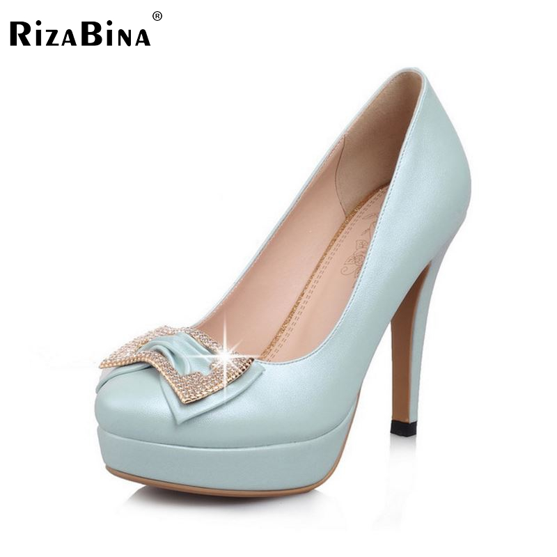 women high heel shoes pointed toe platform  footwear sexy brand party spring fashion heeled pumps heels shoes size 33-43 P17058