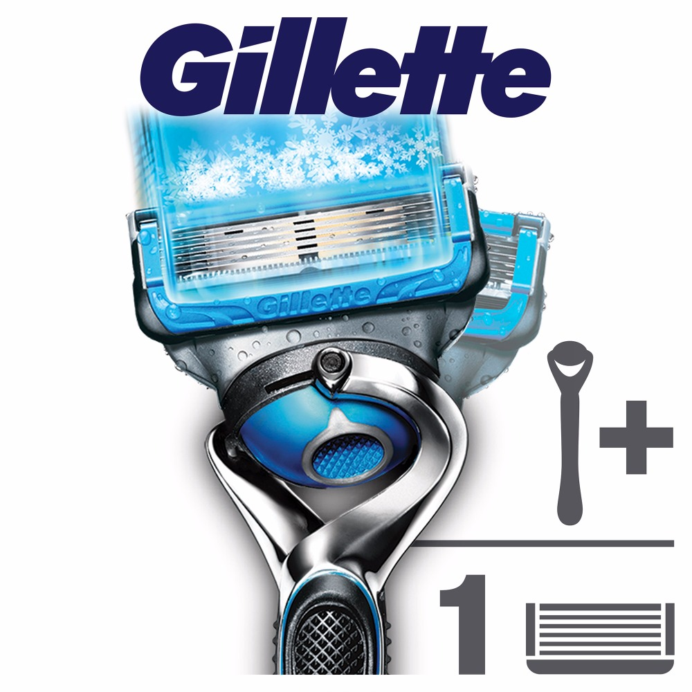 Razor Gillette Fusion ProShield Shaver Razors Machine for shaving 3 in 1 man s manual 2 blade single head shaver razor set black silver