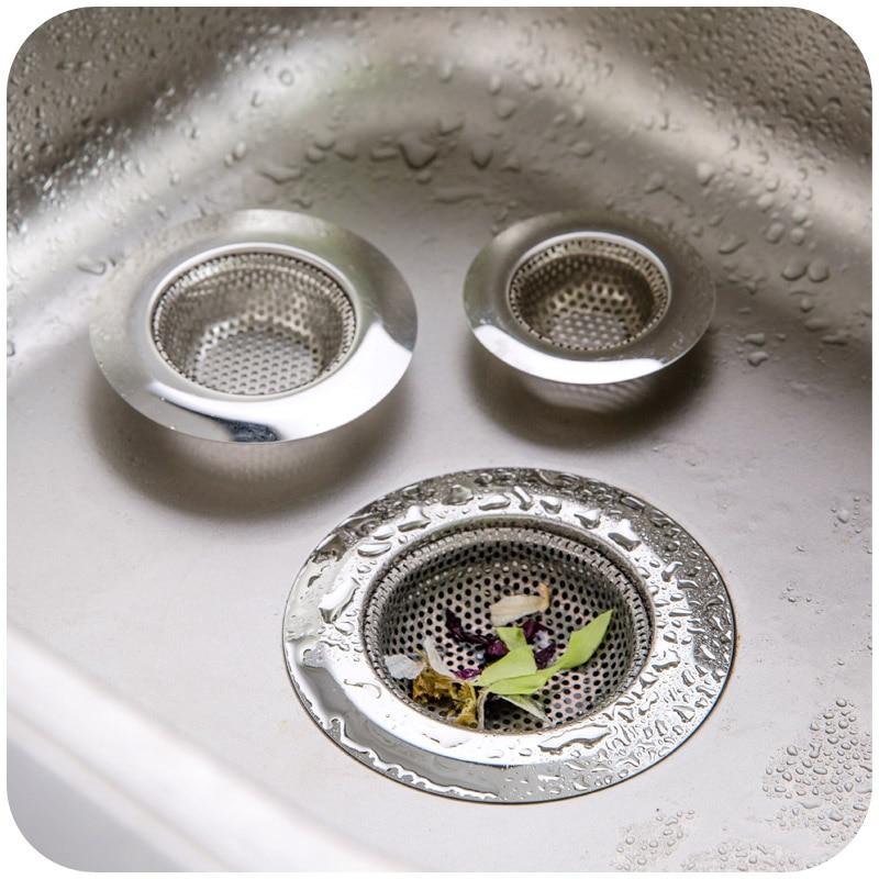 New Stainless Steel Kitchen Sink Strainer Drainer