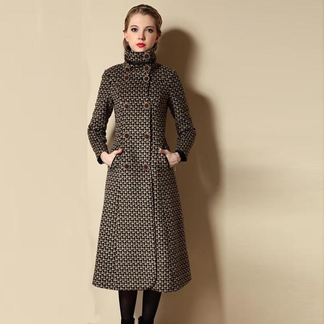 Aliexpress.com : Buy New 2017 Women's Winter Coat Warm Cashmere ...