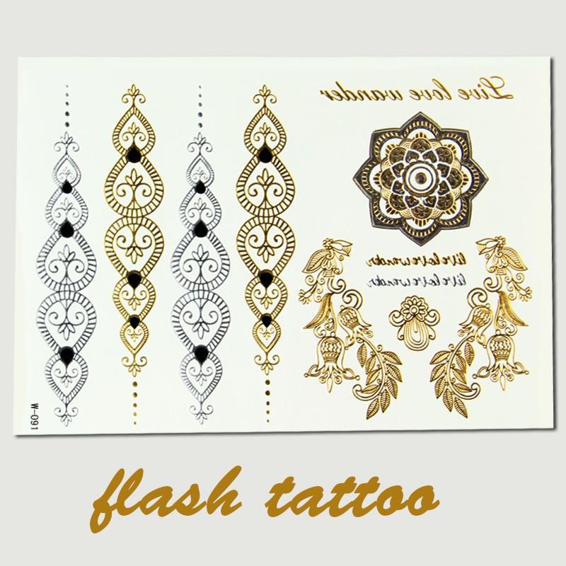 gold tattoo 15