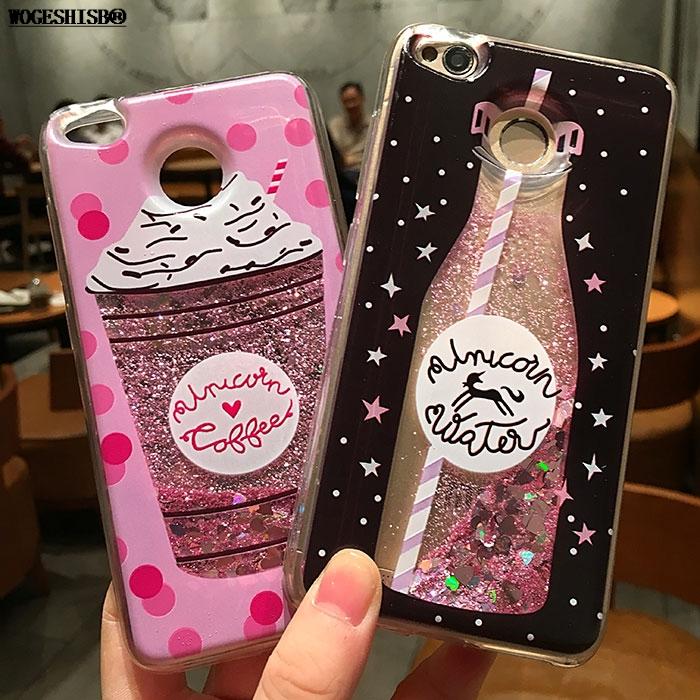 0e5acdb8b Liquid Case for Huawei P8 P9 P10 P20 Lite Plus P Smart 2017 Mate 7 8 9 10  Pro Unicorn