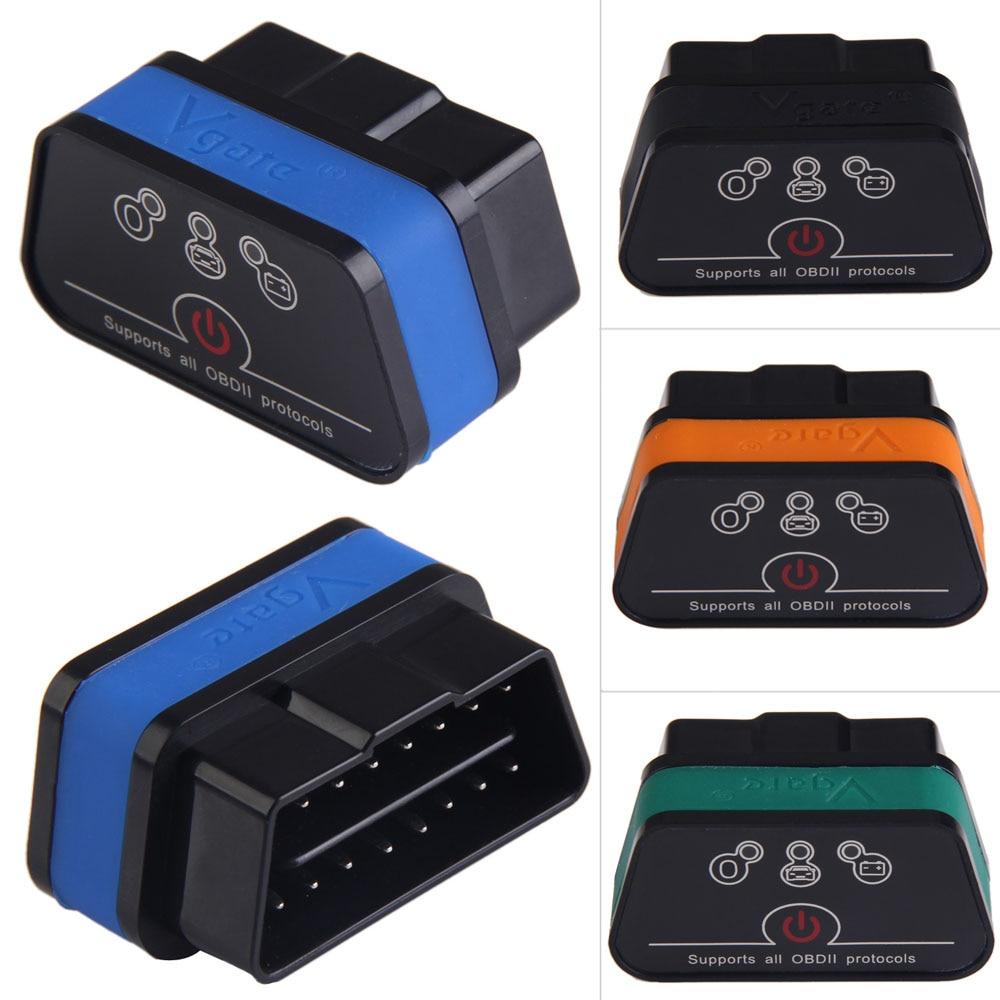 mini elm327 obd2 obdii bluetooth car auto diagnostic interface scanner diagnostic tools on. Black Bedroom Furniture Sets. Home Design Ideas