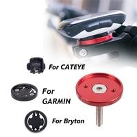 Uchwyt stem top cap rower MTB Drogowe Bike Computer stoper Do Montażu GARMIN GPS ultralight Bryton CATEYE