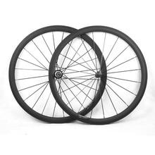 УГЛЕРОДНЫЙ руль для велосипеда с дисковыми тормозами Campy тела 700C 23/с фокусным расстоянием 25 мм 38 мм 50 мм 60 мм/88 мм R36 ступицы дорожный велосипед Базальт тормоза карбоновые колесные диски