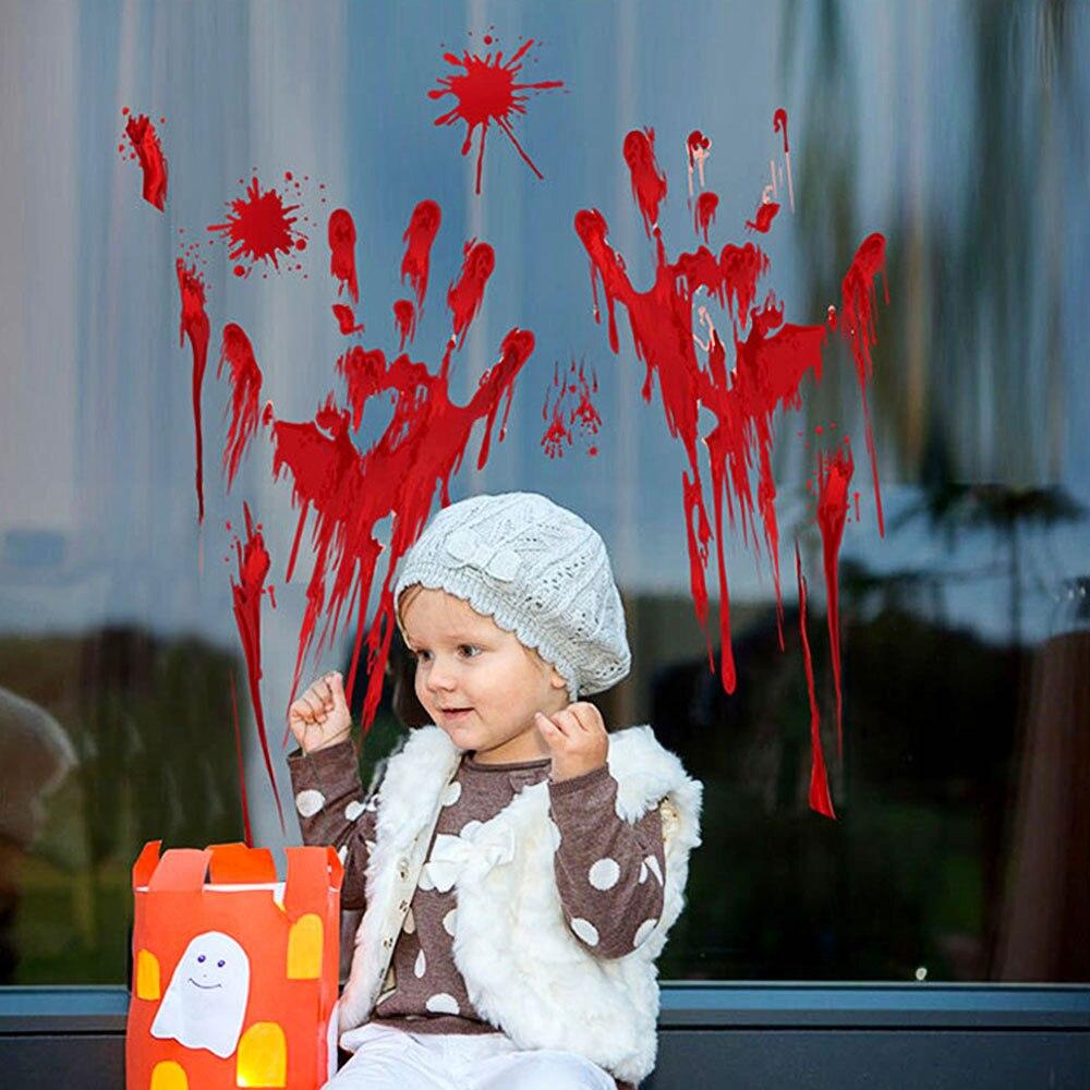 DIY-3D-Wall-Stickers-Halloween-Decoration-Ghost-Horror-Finger-Foot-3D-Wallpaper-Waterproof-Removable-Floor-Door (2)