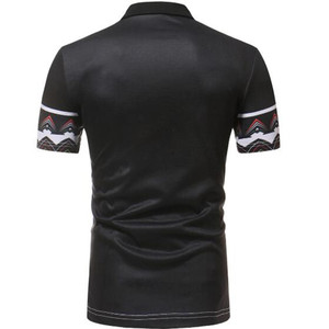 Image 2 - new mens casual 3D printed shirt with short sleeves