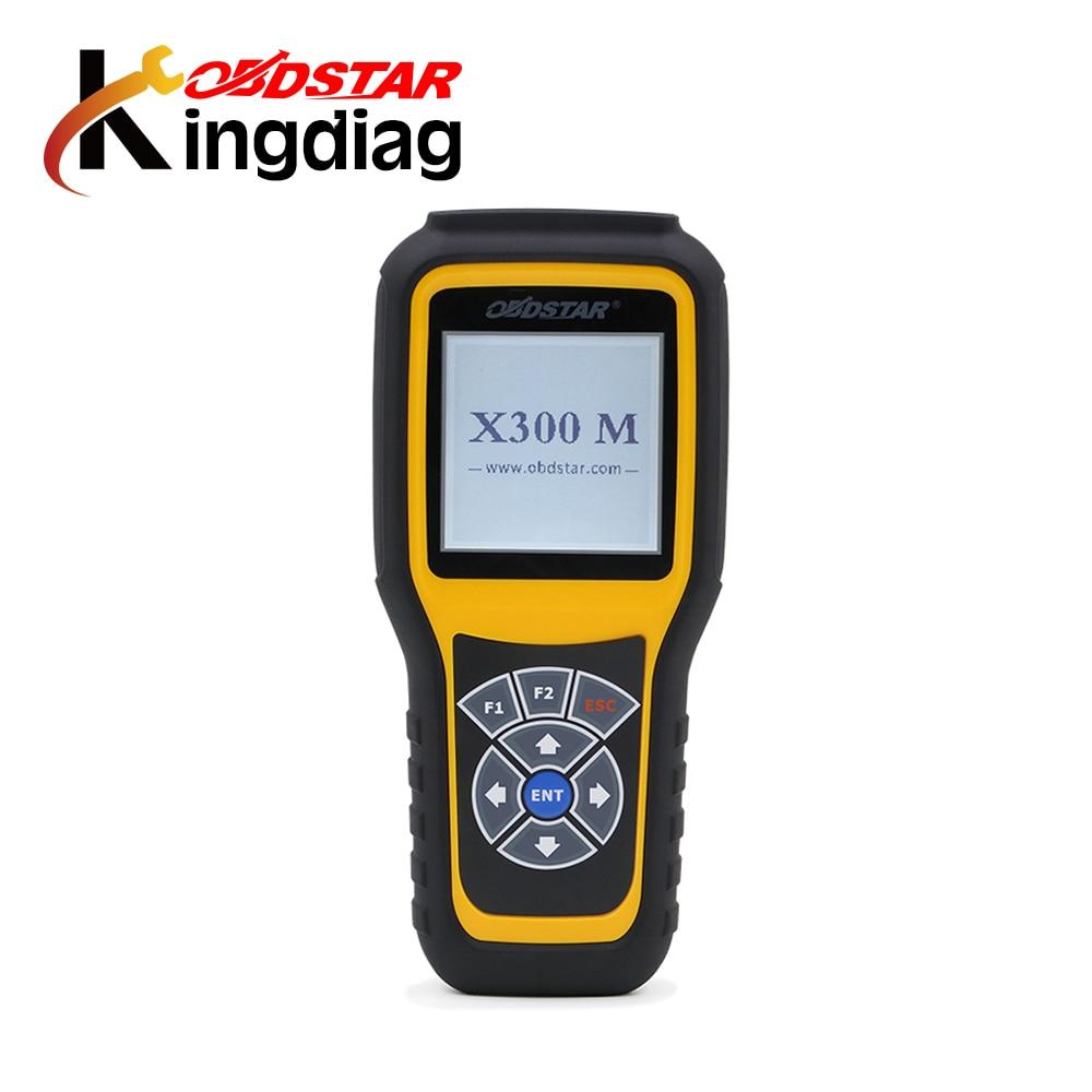 100 OBDSTAR X300M OBDII OBD2 Odometer Correction X300 M Mileage Adjust Diagnostic Tool Update Via official