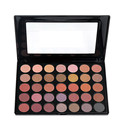 2016 New 35 Colors Eyeshadow Palette Nature Glow Shimmer Matte Eye shadow Full Professional Makeup Kit Beauty Make up Set