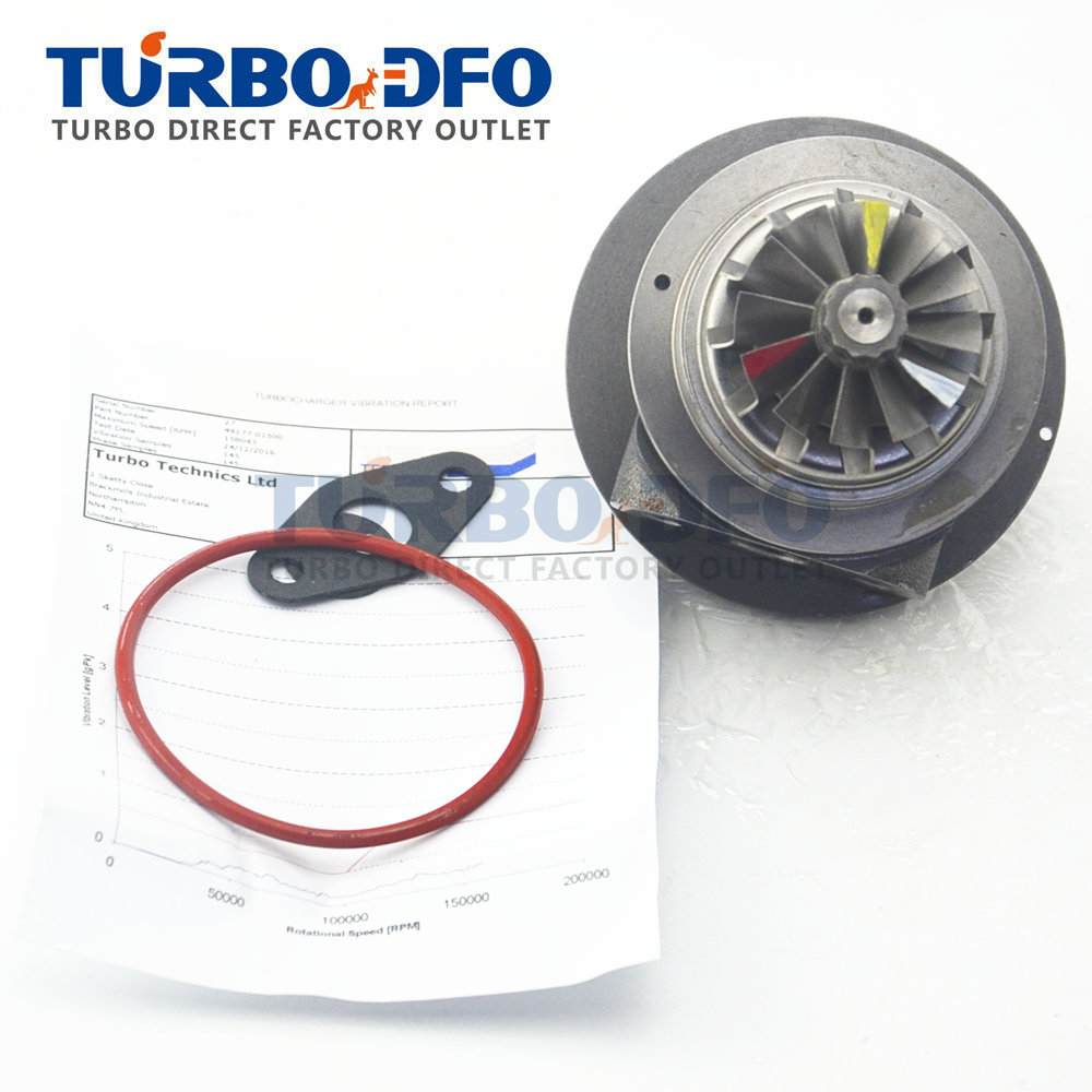 TD04 Oil cooled only turbo chra 49177-01510 for Mitsubishi L200 L300 Pajero 2.5 TD 4D56T - Turbocharger cartridge core MD168053 цены