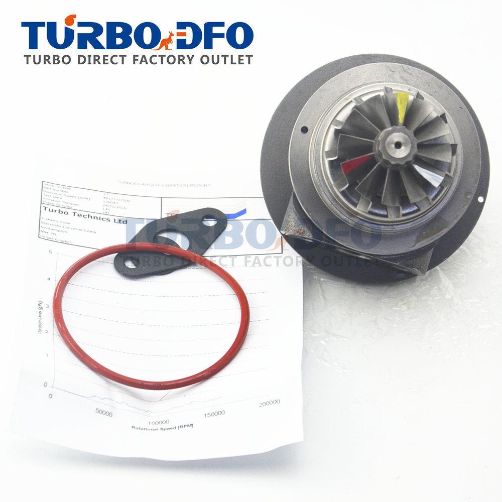 цена на TD04 Oil cooled only turbo chra 49177-01510 for Mitsubishi L200 L300 Pajero 2.5 TD 4D56T - Turbocharger cartridge core MD168053