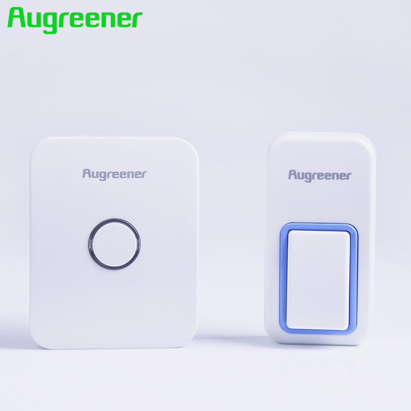 Remote Control Doorbell Wireless In Home Elderly Call For Help Button