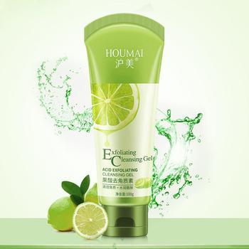 Emporiaz Tartaric Acid Exfoliating Gel Facial Scrub Exfoliator Facial Scrubs & Polishes