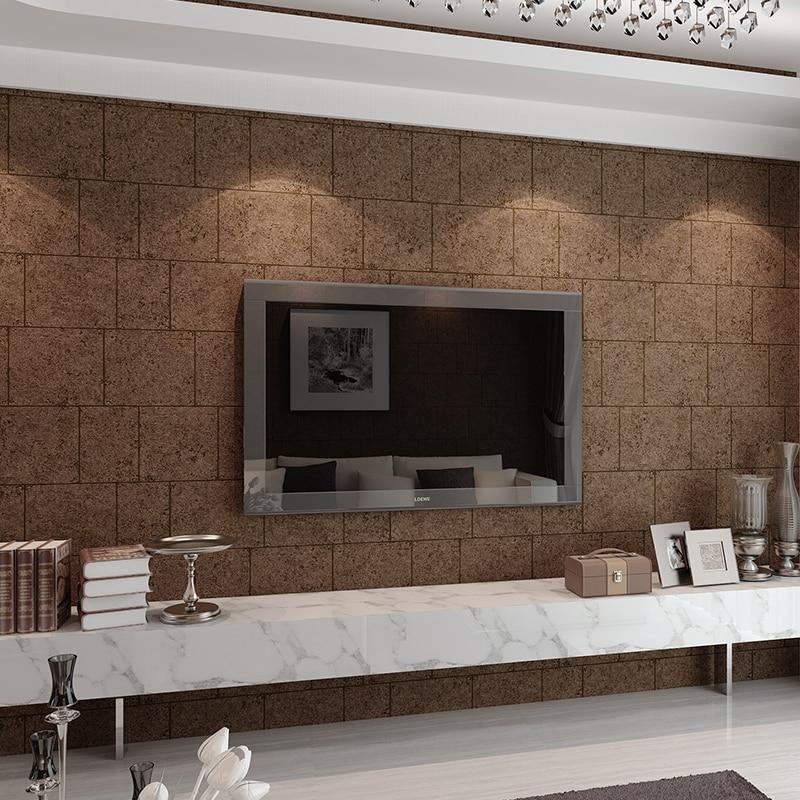 Buy european tv wall wallpaper 3d non for 3d wallpaper for living room in dubai