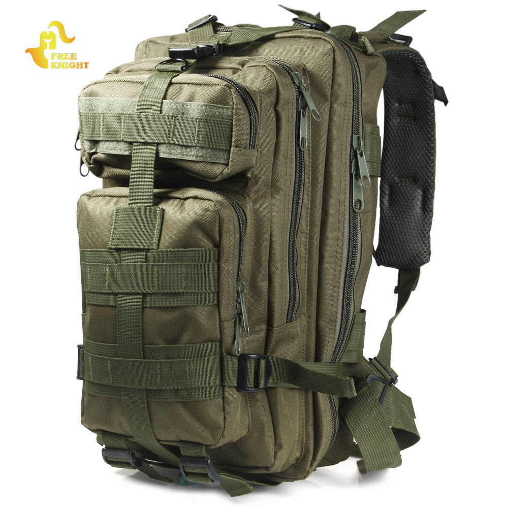 Free Knight 3P Military Army Tactical Backpack Outdoor