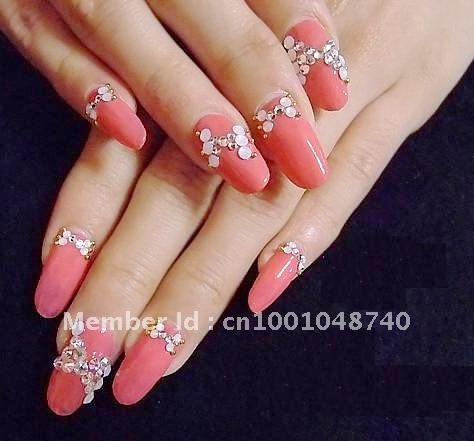New Arrive Nail Art Rhinestones Decoration 3d Wheel 12 Color Glitter Gems Design Stone Round Bling Crystal Sticker Tools In Decorations From