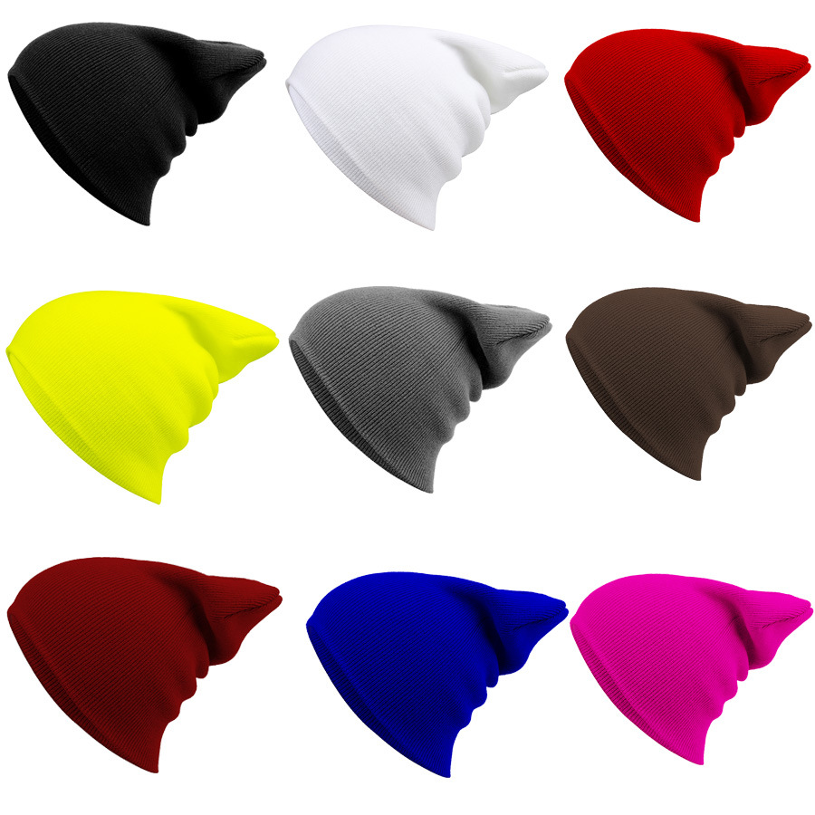 Fashion Street Light Plate Wool Creative Hat Custom Winter Hats for Men  Hip Hop Womens