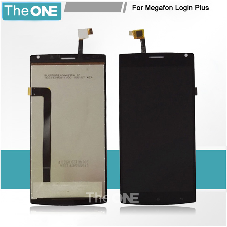 For 5 5 MegaFon Login MFLoginPh TOPSUN G5247 A1 LCD For Megafon Login Plus LCD Display