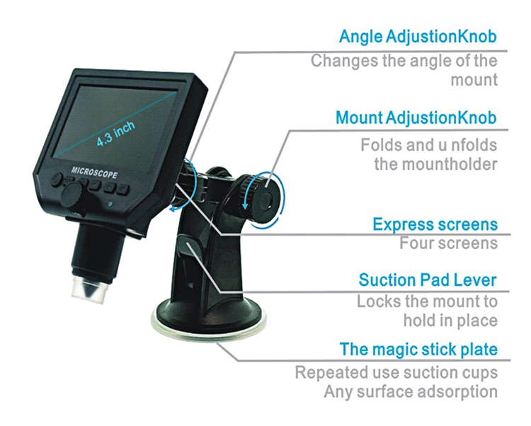 High Quality microscope mobile