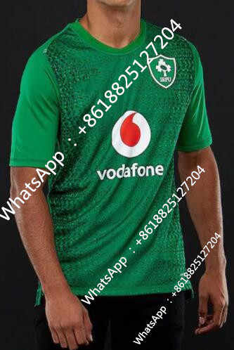 timeless design e5c98 c16df Newest 2018 2019 Rugby clothes, Irish rugby jerseys national team New  ireland Rugby Jersey thai quality free faster shipping