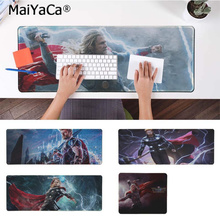 MaiYaCa Vintage Cool Marvel Thor Unique Desktop Pad Game Mousepad Free Shipping Large Mouse Keyboards Mat