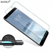 2pcs Screen Protector Glass For Meizu 15 Tempered Anti-brust Film HATOLY