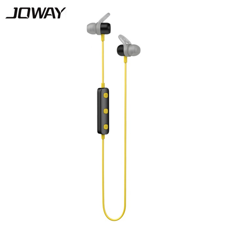 JOWAY H10 wireless headphones bluetooth sport earphone Magnetic with mic microphone neckband headset music stereo for phone rock y10 stereo headphone earphone microphone stereo bass wired headset for music computer game with mic