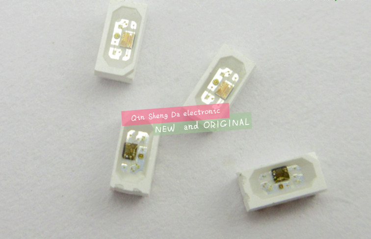 And Great Variety Of Designs And Co 2019 Latest Design 5v Sk6812 4020 Side Emmitting Rgb Led Chip With Built-in Sk6812 Ic Inside;1500pcs/roll;dc5v Input;smd4020 Side View Led Ic Famous For High Quality Raw Materials Full Range Of Specifications And Sizes