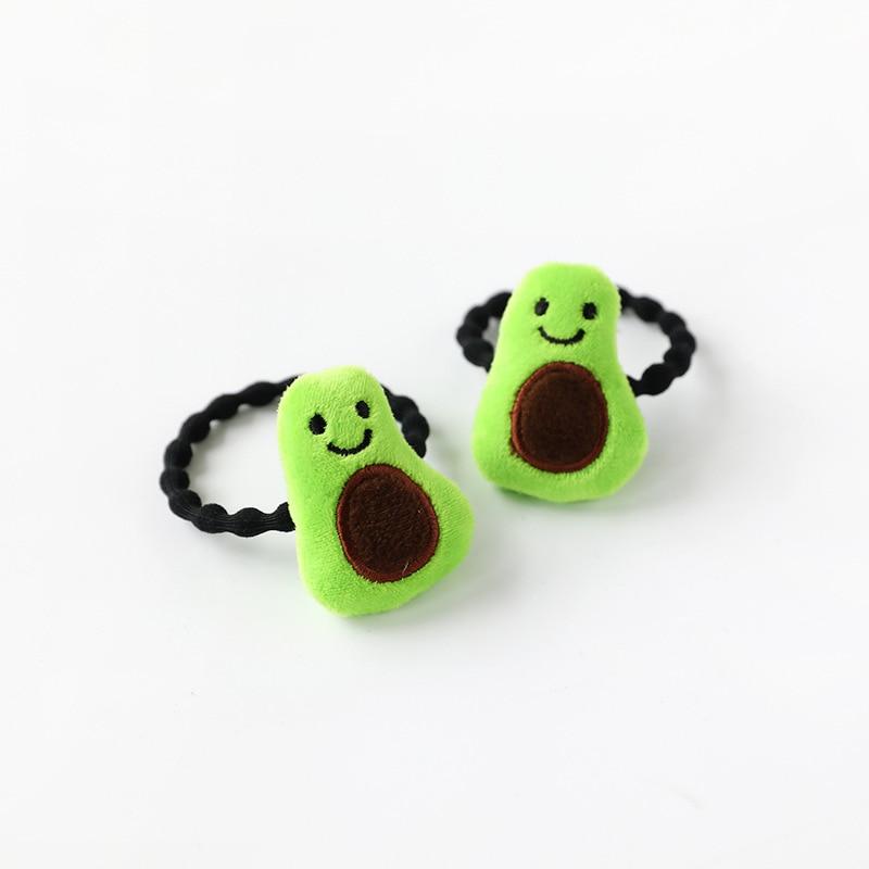 Avocado Plush Toy Fruits Plant Cartoon Cute Kawaii For Kids Children Christmas Gift Girls Baby Girls Toys