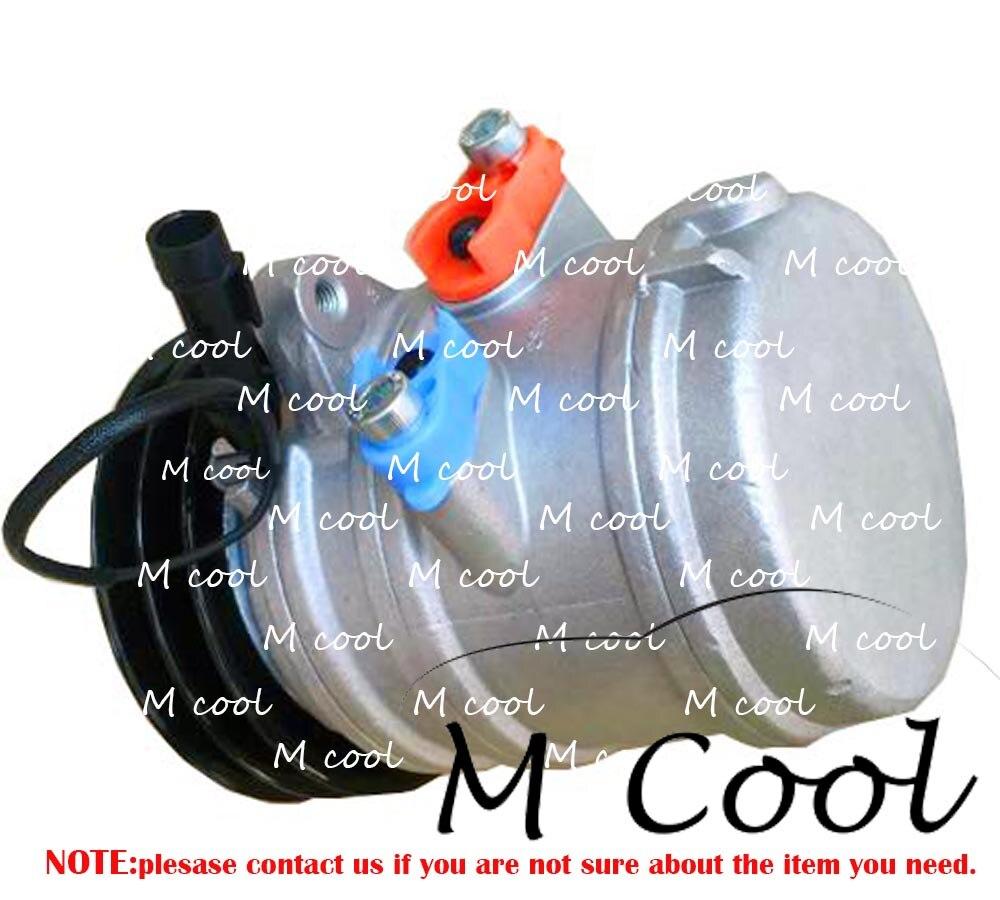 Compresseur AC de haute qualité pour Kioti Kubota Landini Massey ZETOR OEM 717638 720975 22E9791110 46443509 46469764 3541139M91