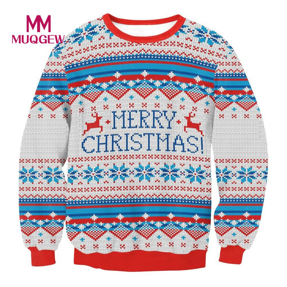 2018 Autumn Sweater Women Man Embroidery Knitted Winter Christmas Sweater And Pullover Female Tricot Jersey Jumper Pull Femme