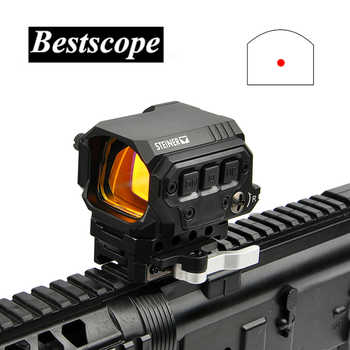Optical R1X Red Dot Sight Scope Reflex Sight Holographic Sight With IR Function Quick Release Mounts for 20mm Rail Hunting Scope - DISCOUNT ITEM  20 OFF Sports & Entertainment