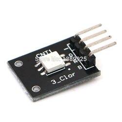 ¡Venta al por mayor de fábrica! ¡envío gratis! Módulo de tablero LED 100 Uds 3 colores KY-009 RGB SMD 5050 LED a todo Color 3,3-5 V