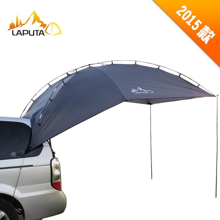 Laputa nouveaux fabricants d'auvent de tente de voiture vendant des équipements de plein air fournitures automobiles tentes de camping pour la famille