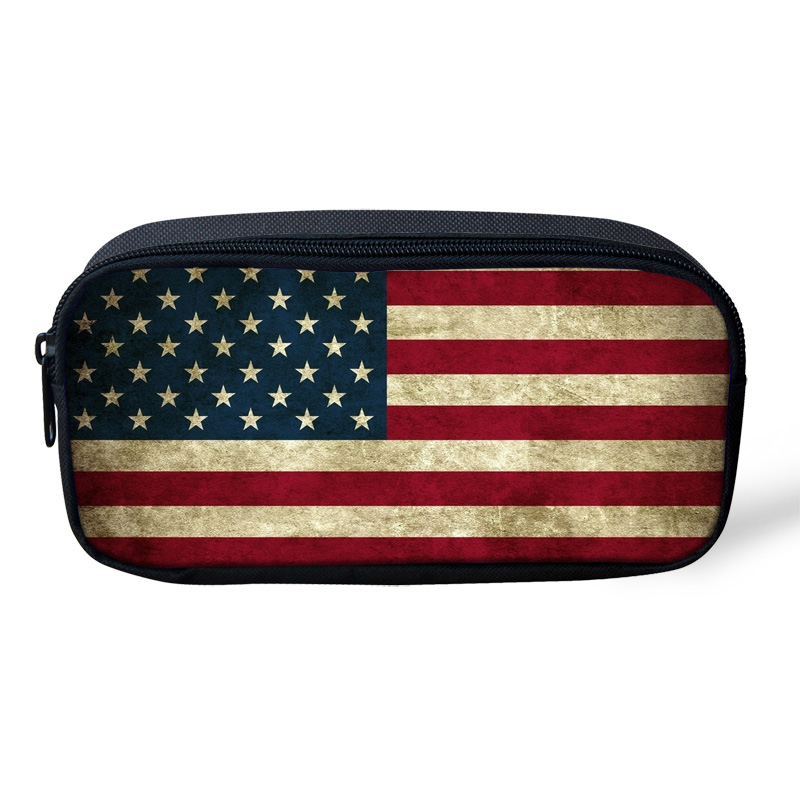 Aliexpress.com  Buy FORUDESIGNS Kids Pencil Bags 3D UK USA Flag Prints Child School Supplies Pen Bag Kids Pencil Box Women Cosmetic Stationery Bags from ...  sc 1 st  AliExpress.com & Aliexpress.com : Buy FORUDESIGNS Kids Pencil Bags 3D UK USA Flag ... Aboutintivar.Com