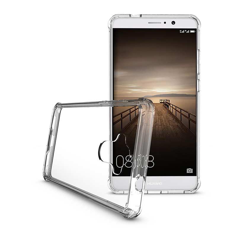 Huawei Mate 9 Case Coque Shockproof Sərt arxa örtük Mate9 üçün - Cib telefonu aksesuarları və hissələri - Fotoqrafiya 3