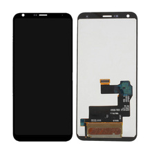 Для LG Q7 плюс Q610 Q610YB LM-Q610 ЖК-дисплей Дисплей Сенсорный экран планшета Ассамблеи для LG Q7 Q7 + ЖК-дисплей Бесплатная доставка