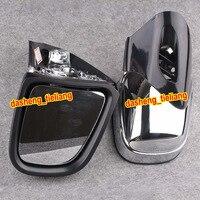Боковое зеркало заднего вида для боковое зеркало обзора зеркала для BMW K1200 K1200LT K1200M 1999 2008 хром Аксессуары для мотоциклов левый и правый