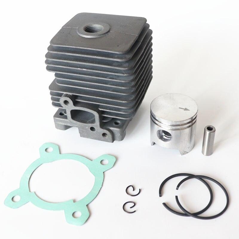 Brush Cutter Grass Trimmer Cylinder Set Dia 34mm Repalcement Fit For Stihl FS38 FS45 FS55