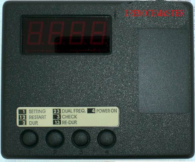 REMOTE duplicator machine ,RMC888 Remocon remoate master kfrd 250lw l 0010452039 air conditioning board tested