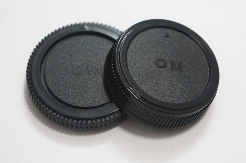 1pair camera Body cap + Rear Lens Cap L-R5 for Olympus OM4/3 OM43 OM 4/3 43 E620 E520 E510 E500 E5 anastacia cap roig page 3