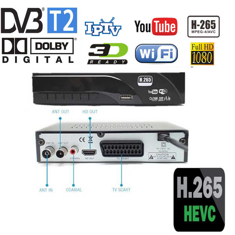 Detail Feedback Questions about newest DVB T2 digital receiver