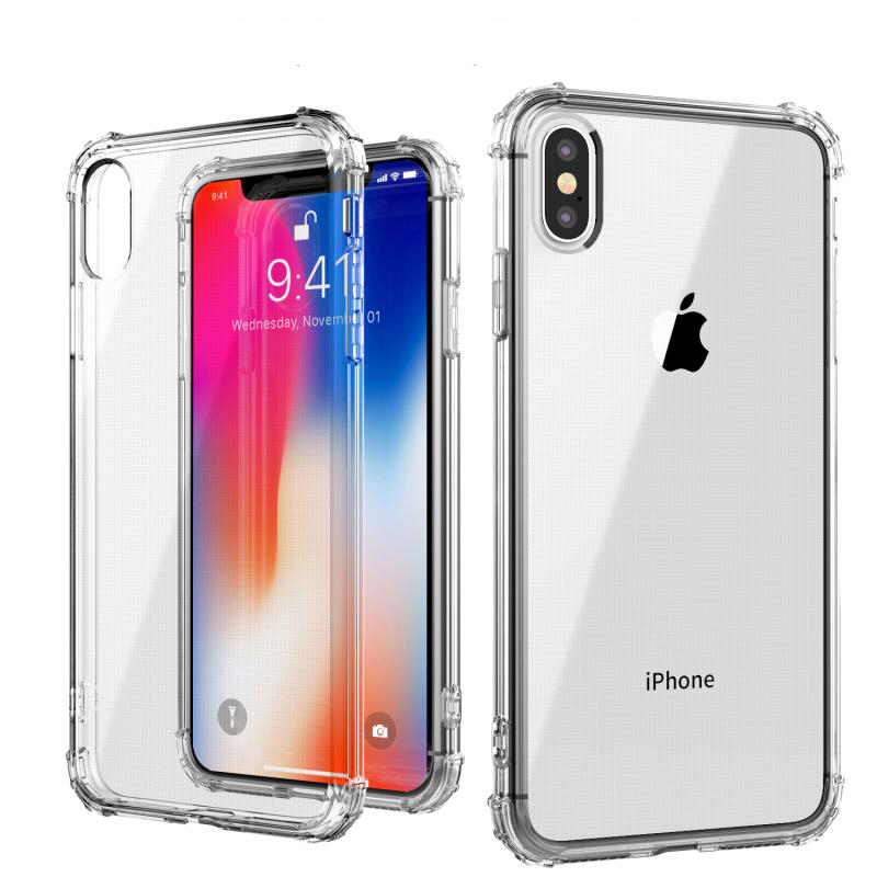 Heavy Duty Clear Case for iPhone 11/11 Pro/11 Pro Max 1