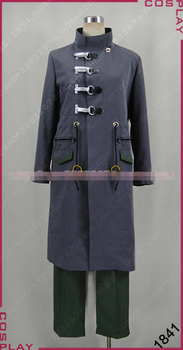 Hot Anime Tokyo Ghoul Yomo Renji Uniforms Cosplay Costume Custom-made Full Set Free Shipping