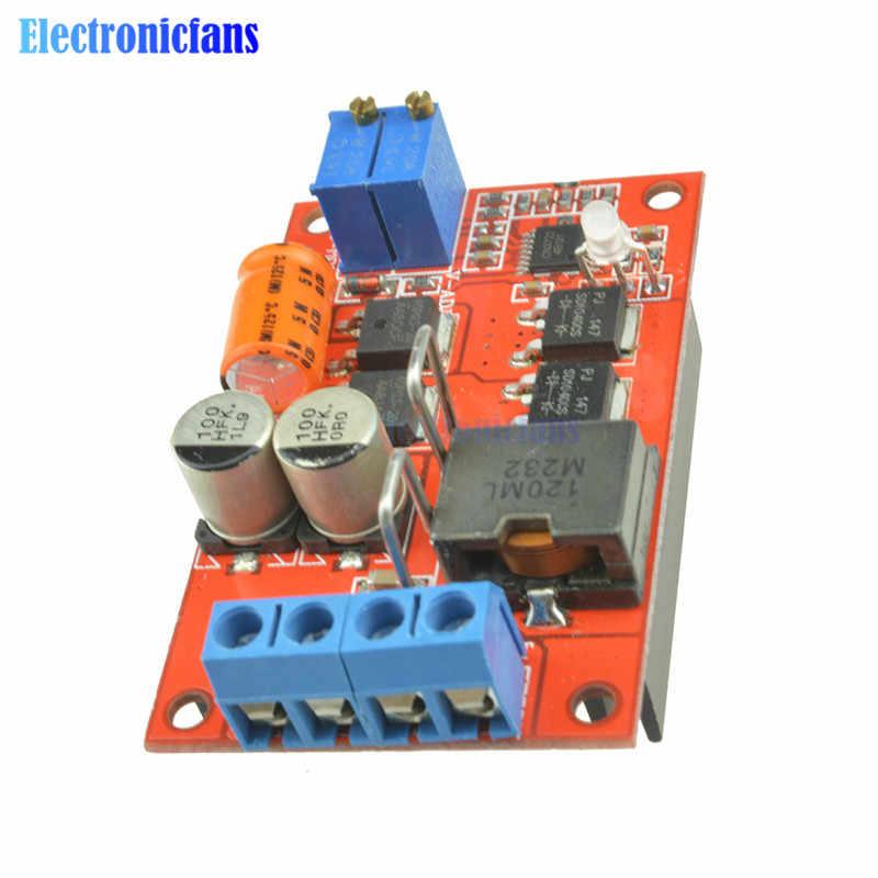 Mppt Solar Charging Panels Controller Low Power Battery Charging Regulator Module Auto Switch 5a 9v 12v 18v 24v Mppt Solar Switch 5aswitching Regulator Module Aliexpress